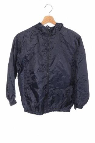 Детско спортно яке, Размер 10-11y/ 146-152 см, Цвят Син, Полиестер, Цена 8,40лв.