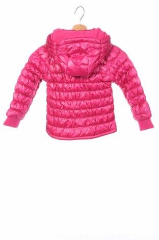 Детско яке Miss Girly, Размер 5-6y/ 116-122 см, Цвят Розов, Полиестер, Цена 45,76лв.