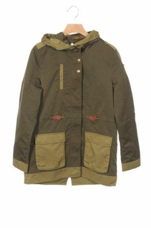 Παιδικό μπουφάν Tom Tailor, Μέγεθος 11-12y/ 152-158 εκ., Χρώμα Πράσινο, Βαμβάκι, Τιμή 28,07€