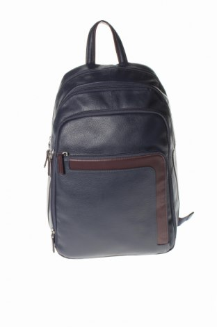 Δερμάτινη τσάντα Piquadro, Χρώμα Μπλέ, Γνήσιο δέρμα, δερματίνη, Τιμή 88,82€