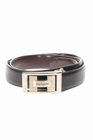 Ζώνη Guy Laroche, Χρώμα Μαύρο, Γνήσιο δέρμα, Τιμή 26,89€