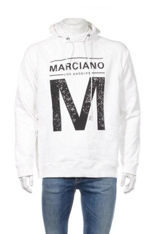 Hanorac de bărbați Marciano, Mărime XL, Culoare Alb, Bumbac, Preț 181,89 Lei