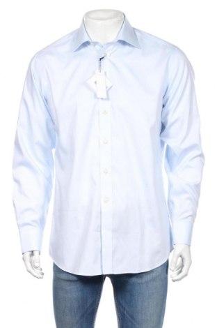 Ανδρικό πουκάμισο Camicissima, Μέγεθος M, Χρώμα Μπλέ, 100% βαμβάκι, Τιμή 9,74€