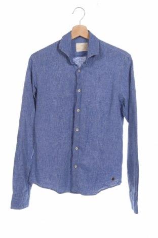 Pánska košeľa  Scotch & Soda, Veľkosť S, Farba Modrá, Cena  15,56€
