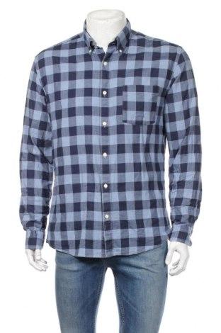 Pánska košeľa  Selected Homme, Veľkosť L, Farba Modrá, Bavlna, Cena  10,55€