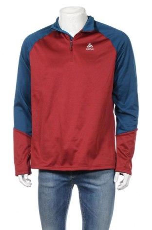 Pánské sportovní tričko Odlo, Rozměr XL, Barva Červená, 100% polyester, Cena  328,00Kč