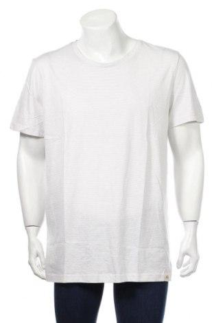 Męski T-shirt McNeal, Rozmiar XL, Kolor Biały, Bawełna, Cena 80,00zł