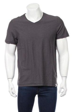 Мъжка тениска McNeal, Размер M, Цвят Сив, Памук, Цена 25,92лв.