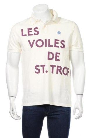 Мъжка тениска North Sails, Размер L, Цвят Екрю, Памук, Цена 49,68лв.