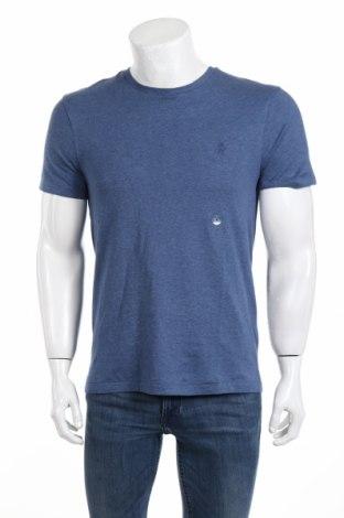 Tricou de bărbați Polo By Ralph Lauren, Mărime M, Culoare Albastru, Bumbac, Preț 168,63 Lei