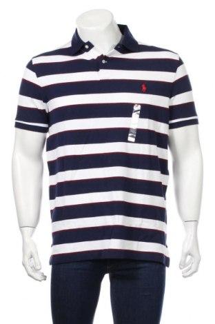 Tricou de bărbați Polo By Ralph Lauren, Mărime L, Culoare Multicolor, 100% bumbac, Preț 234,21 Lei