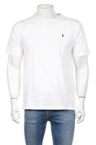 Ανδρικό t-shirt Ralph Lauren, Μέγεθος XL, Χρώμα Λευκό, Βαμβάκι, Τιμή 47,42€