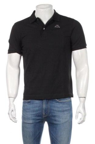 Мъжка тениска Robe Di Kappa, Размер XS, Цвят Черен, Памук, Цена 23,04лв.