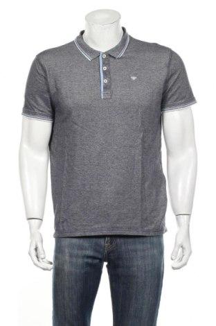 Мъжка тениска Tom Tailor, Размер XL, Цвят Син, Памук, Цена 23,04лв.