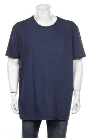 Pánske tričko  Tom Tailor, Veľkosť 3XL, Farba Modrá, Bavlna, Cena  11,87€