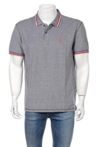 Мъжка тениска Tom Tailor, Размер XL, Цвят Син, Памук, Цена 28,08лв.