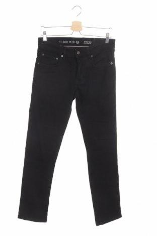 Pánské džíny  C&A, Rozměr S, Barva Černá, Cena  281,00Kč