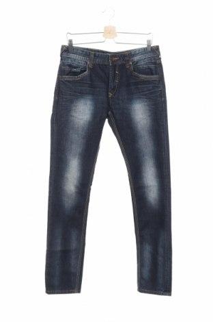 Pánské džíny  Fsbn, Rozměr M, Barva Modrá, Cena  328,00Kč