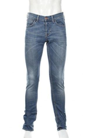 Pánské džíny  H&M, Rozměr S, Barva Modrá, 98% bavlna, 2% elastan, Cena  437,00Kč