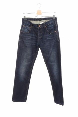 Blugi de bărbați Hugo Boss, Mărime M, Culoare Albastru, Preț 155,98 Lei