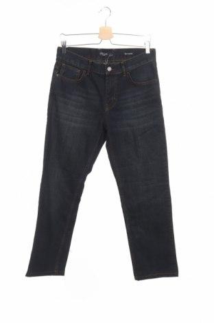 Мъжки дънки LCW, Размер S, Цвят Син, 100% памук, Цена 22,31лв.