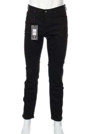 Мъжки дънки Lee, Размер M, Цвят Черен, 98% памук, 2% еластан, Цена 74,09лв.