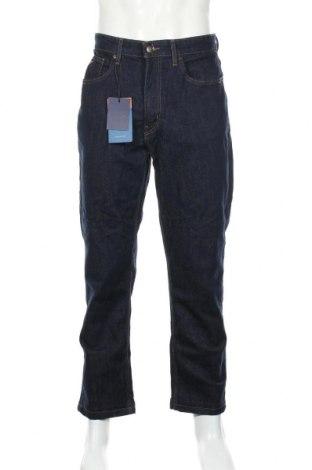 Мъжки дънки R.M.Williams, Размер L, Цвят Син, 99% памук, 1% еластан, Цена 84,38лв.