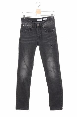 Pánske džínsy  Tantum O.N., Veľkosť S, Farba Sivá, 98% bavlna, 2% elastan, Cena  18,14€