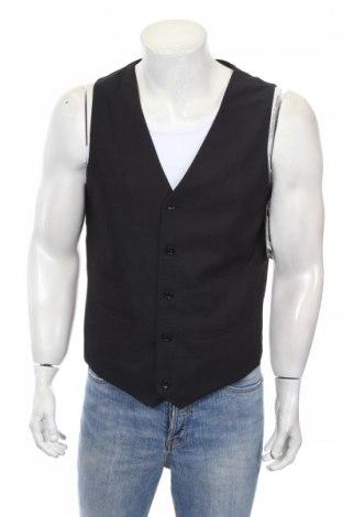 Pánska vesta , Veľkosť L, Farba Čierna, 80% polyester, 20% viskóza, Cena  17,78€