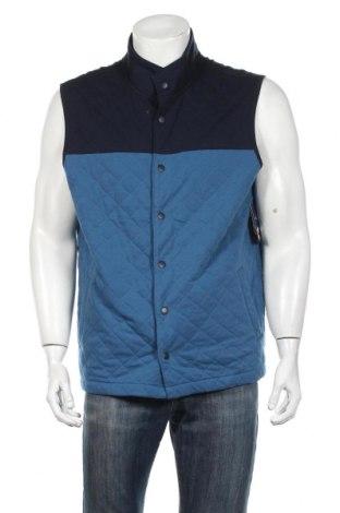 Pánska vesta  Croft & Barrow, Veľkosť L, Farba Modrá, 60% bavlna, 40% polyester, Cena  20,00€