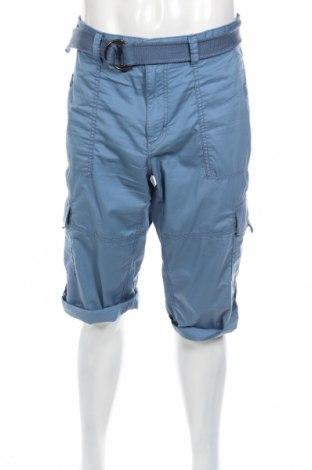 Ανδρικό κοντό παντελόνι Montego, Μέγεθος XL, Χρώμα Μπλέ, Βαμβάκι, Τιμή 26,80€