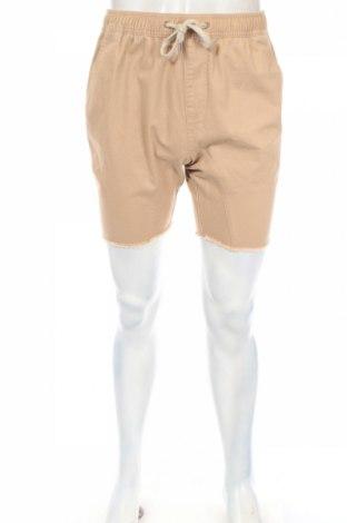Pánske kraťasy  Oakley, Veľkosť M, Farba Béžová, 98% bavlna, 2% elastan, Cena  19,44€