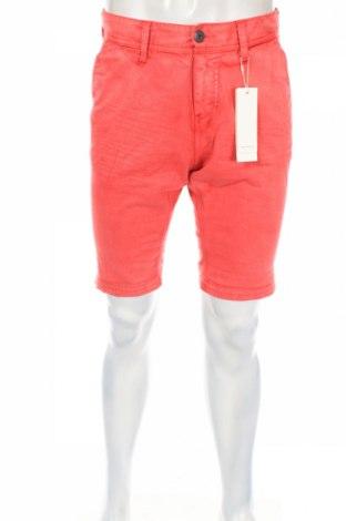 Pánske kraťasy  Tom Tailor, Veľkosť S, Farba Ružová, 98% bavlna, 2% elastan, Cena  13,39€