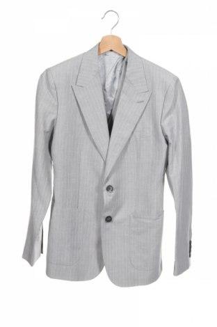 Pánsky komplet  Dolce & Gabbana, Veľkosť S, Farba Sivá, 66% ľan, 34% bavlna, Cena  303,61€