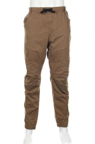 Ανδρικό παντελόνι Connor, Μέγεθος XL, Χρώμα Καφέ, 98% βαμβάκι, 2% ελαστάνη, Τιμή 43,91€