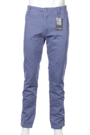 Ανδρικό παντελόνι Jack Black, Μέγεθος L, Χρώμα Μπλέ, Βαμβάκι, Τιμή 22,91€