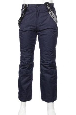 Мъжки панталон за зимни спортове CMP, Размер M, Цвят Син, Полиестер, Цена 68,37лв.