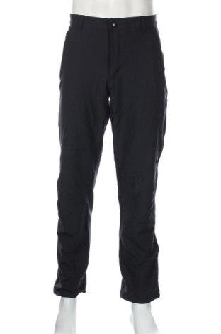 Ανδρικό αθλητικό παντελόνι Crane, Μέγεθος M, Χρώμα Μαύρο, Πολυεστέρας, ελαστάνη, Τιμή 20,36€