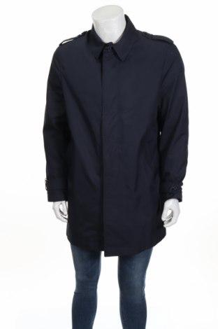 Pánský kabát  Gutteridge, Rozměr L, Barva Modrá, 55% polyester, 45% viskóza, Cena  1759,00Kč