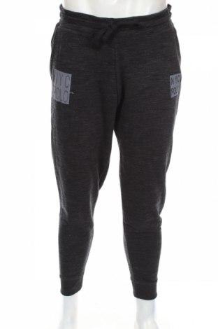 Ανδρικό αθλητικό παντελόνι, Μέγεθος L, Χρώμα Γκρί, 80% βαμβάκι, 20% πολυεστέρας, Τιμή 21,65€
