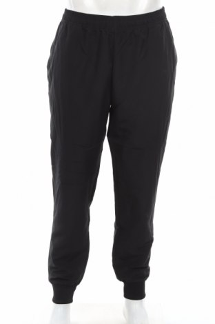Мъжко спортно долнище Adidas, Размер L, Цвят Черен, Цена 29,84лв.