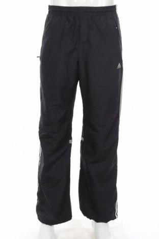 Ανδρικό αθλητικό παντελόνι Adidas, Μέγεθος M, Χρώμα Μαύρο, Πολυεστέρας, Τιμή 16,55€