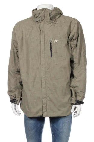Pánska športová bunda  Nike, Veľkosť XL, Farba Zelená, Polyamide, Cena  23,89€