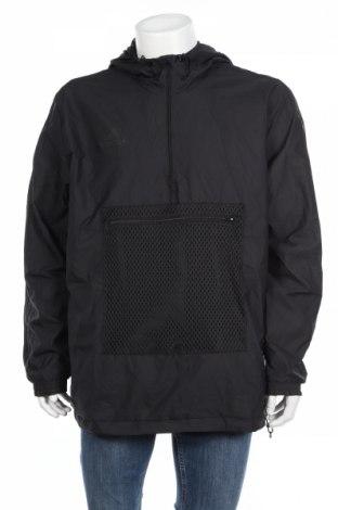 Ανδρικό μπουφάν Adidas, Μέγεθος XL, Χρώμα Μαύρο, Πολυεστέρας, Τιμή 45,82€