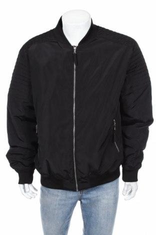 Pánská bunda  H&M Divided, Rozměr XL, Barva Černá, Polyester, Cena  657,00Kč