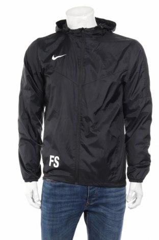 Pánska športová bunda  Nike, Veľkosť S, Farba Čierna, Polyamide, polyester, Cena  25,01€