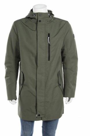 Мъжко яке Tom Tailor, Размер XL, Цвят Зелен, Полиестер, Цена 87,72лв.