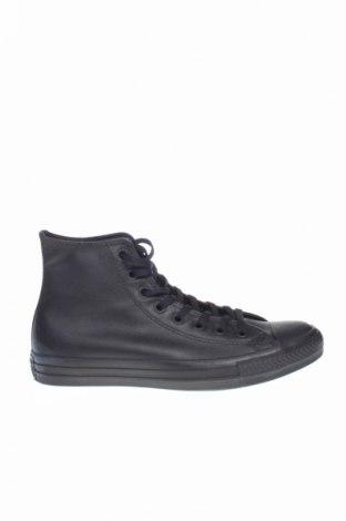Încălțăminte Converse, Mărime 41, Culoare Negru, Piele naturală, Preț 365,79 Lei