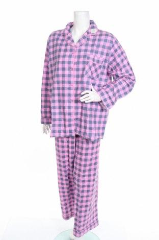 Πιτζάμες Secret Love, Μέγεθος XL, Χρώμα Μπλέ, Βαμβάκι, Τιμή 16,46€