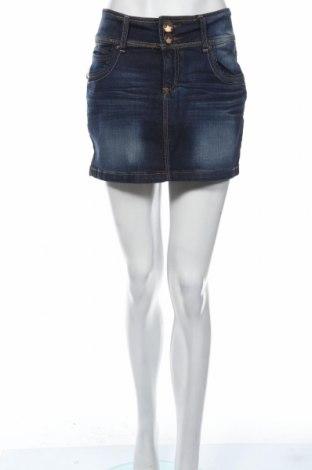 Пола Cars Jeans, Размер M, Цвят Син, 99% памук, 1% еластан, Цена 6,24лв.